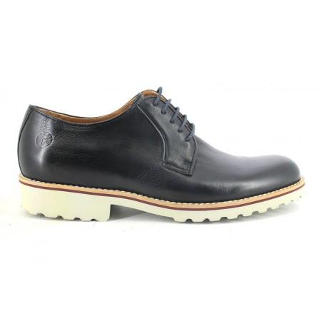 Zapatos con cordones de YOKUS modelo BINTER color azul marino