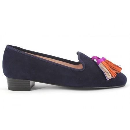 Zapatos de DUIT modelo 6050 color azul marino