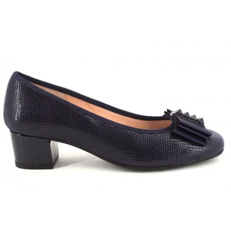 Zapatos de DUIT modelo 8151 color azul marino