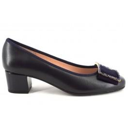 Zapatos de DUIT modelo 8154 color azul marino