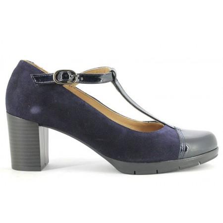 Zapatos de LINCE modelo 71967 color azul marino