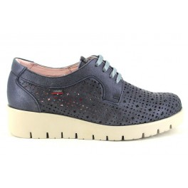 Zapatos con cordones de CALLAGHAN modelo 89864 color azul marino