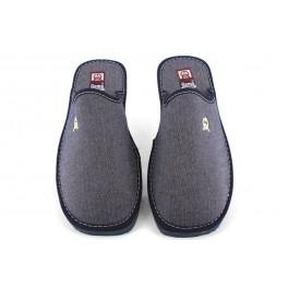 Zapatillas de casa de GEMA modelo 2106-1 color azul marino