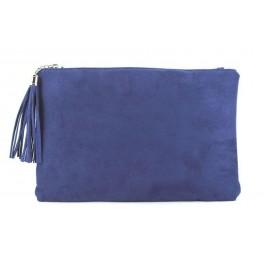 Carteras de MENTA modelo 21455 color azul marino