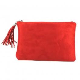 Carteras de MENTA modelo 21455 color rojo