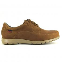 Zapatos con cordones de CALLAGHAN modelo 81308 color cuero