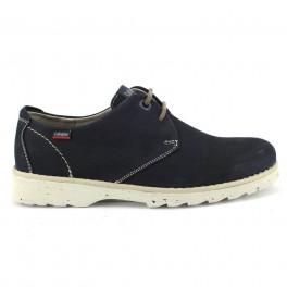 Zapatos con cordones de CALLAGHAN modelo 17600 color azul
