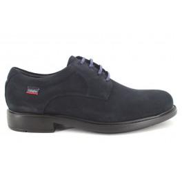 Zapatos con cordones de CALLAGHAN modelo 89403 color azul marino
