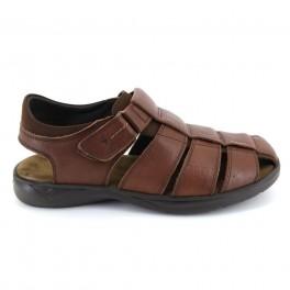 Sandalias de FLUCHOS modelo F0533 color cuero