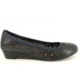 Zapatos de CINTIA modelo 8015N color azul marino