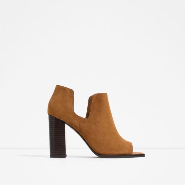 zapatos otoño invierno 2018